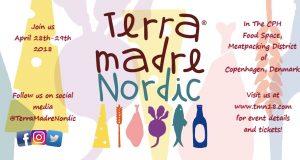 Terra Madre Nordic 2018