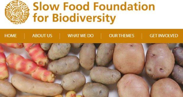 Slow Food og líffræðileg fjölbreytni