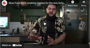 Slow Food Heroes – Cornel Popa á Íslandi
